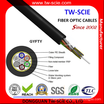 Aerial Anti-Thunder Optic Fiber Cable Factory